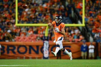 Demoted Broncos' QB Paxton Lynch Humiliated By Home Crowd