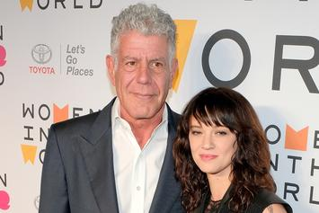 Asia Argento Denies Rape Claims, Says Anthony Bourdain Funded Hush Money