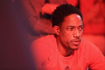 DeMar DeRozan: Players Are Using Alcohol To Cope With Mental Health Issues