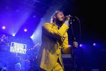 "Post Malone ""Has A New Lease On Life"" After Surviving Flight Scare"