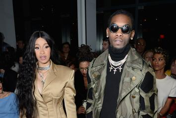 Offset & Cardi B Gift Quality Control CEO Pee Custom Diamond Rosary