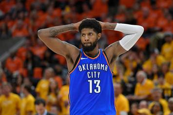 """Paul George: """"L.A. Was Pissed"""" He Didn't Give Them A Meeting"""
