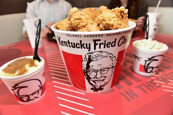 "KFC's Newest Colonel Is The Mountain From ""Game Of Thrones"""