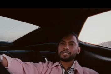 """Miguel Dials Up A Spanish Language Video For """"Banana Clip"""""""