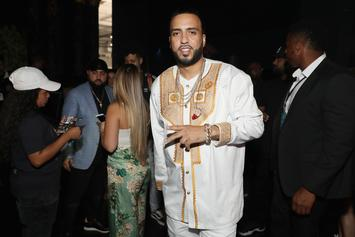 "French Montana Donating All Proceeds From ""Famous"" Remix To Uganda Hospital"