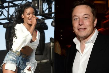 "Azealia Banks Apologizes To Elon Musk As ""Latest Fan-Fiction"" Co-Star"
