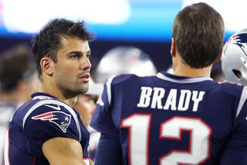 New England Patriots' Eric Decker Retires From Pro Football