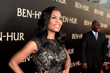 """Watch Omarosa Turn Up To Nelly's """"Hot In Here"""" With Girlfriends At A Texas Club"""