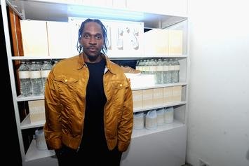 Pusha T Wishes Gamer A Speedy Recovery After Madden Tournament Shooting