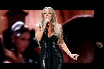 """Mariah Carey's New Project Dismisses """"Anybody Else's Trends"""""""
