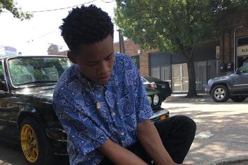 Tay-K Posts Pic From Jail Cell After Just Being Charged With Felony For Having Phone