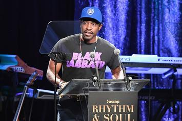 Fan Wearing Andre 3000 Shirt Has Chance Encounter With Rapper