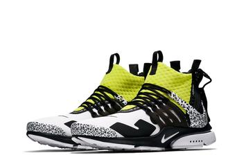 Acronym x Nike Air Presto New Release Date Announced