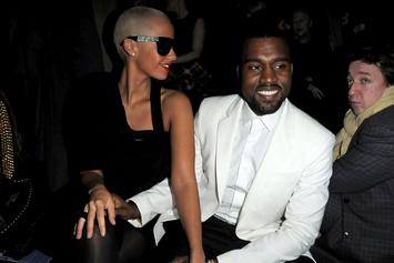 "Amber Rose Says She Convinced Kanye West To Put Nicki Minaj On ""Monster"""