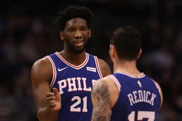 Joel Embiid Says He Learned To Shoot By Watching White People On Youtube