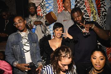 """Cardi B's Strip Club Fight Reportedly Turns Legal: """"Side Piece"""" & Sister Plan To Sue"""