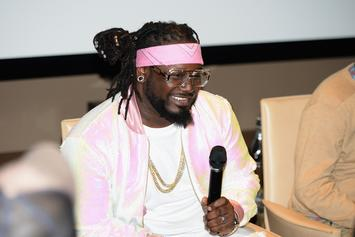 """T-Pain Explains Loaded Gun At Airport Incident: """"Most Artists Would've Ran Off"""""""