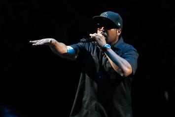 Ice Cube Concert Moves Forward As Scheduled After Messy Gunfight: Report