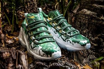 Reebok Releasing Predator-Inspired Sneaker For Film's Release