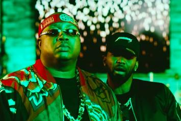 "E-40 Drops Off New Video For ""One Night"" Featuring Ty Dolla $ign & Konshens"