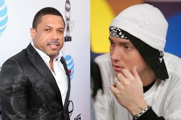 "Benzino Addresses His Old Rival: ""Eminem's Music Is Not Our Culture"""