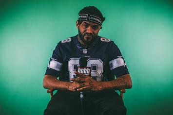 "Joyner Lucas Shows Love To Eminem, Drake, & More: ""Not Here To Be The Greatest"""