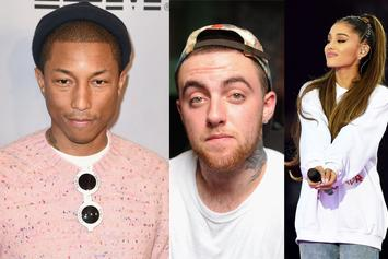"""Pharrell On Mac Miller & Ariana Grande: """"Everything Is Led By Emotion"""""""