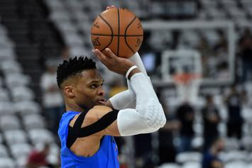 Russell Westbrook Undergoes Knee Surgery, Could Miss Start Of Season: Report