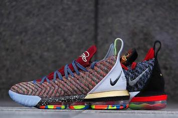 "Nike LeBron 16 ""1-5"" Combines First 5 Colorways: Release Info"
