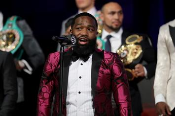 "Adrien Broner Banned From Uber For ""Sicko Mode-Related"" Spazz Out"