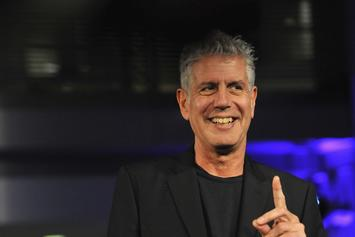 "Anthony Bourdain's Final Book, ""Hungry Ghosts,"" Will Release Next Month"