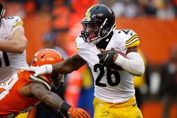 "Le'Veon Bell ""No Shows"" In Week 2, Pushing His Lost Wages To $1.7 Million"