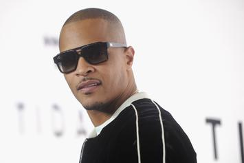 "T.I. Shares George Zimmerman Meme For The ""Goons Out Here Plotting On Each Other"""