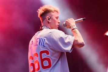 "Machine Gun Kelly Clearly Not A Fan Of Eminem's ""KILLSHOT:"" ""He Missed"""