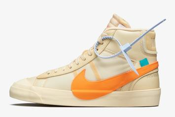 Off-White x Nike Blazer Mids Coming Soon: Official Images