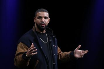 Drake Shows Progress On Toronto Mansion