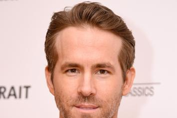 Ryan Reynolds Spotted Shooting High Speed Car Chase In Florence, Italy: Watch