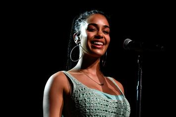 """Jorja Smith Stuns On The Cover Of """"Modzik"""" Magazine's Upcoming Issue"""