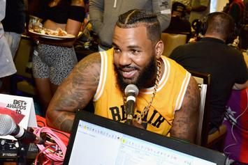 The Game's Sexual Assault Accuser Wants Him Punished For Ignoring Subpeona: Report
