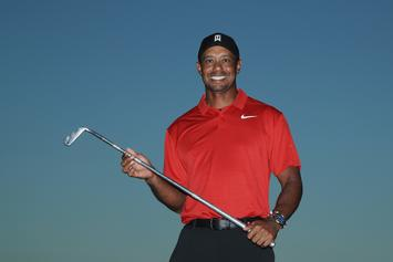 Tiger Woods Earns First PGA Tour Win Since 2013 & The Crowd Went Insane