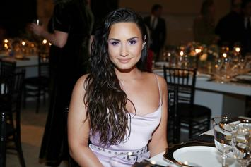 Demi Lovato Looks Happy In First Public Appearance Since Drug Overdose
