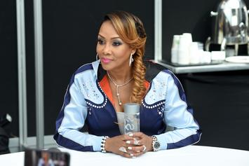 "Vivica A. Fox Says She's ""Fortunate"" To Not Be A Victim Of #MeToo Movement"