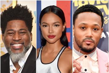 "David Banner, Karrueche Tran & Romeo Miller To Star In New Movie ""Never Heard"""