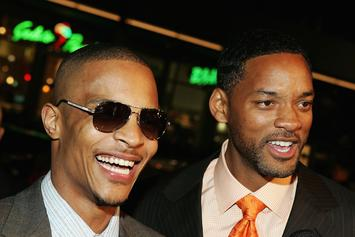 "T.I. Shares Special Shout Out To ""Big Bro"" Will Smith On 50th Birthday"