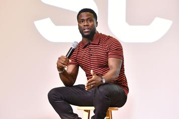 Kevin Hart Remains Tight-Lipped On Bill Cosby's Prison Sentence