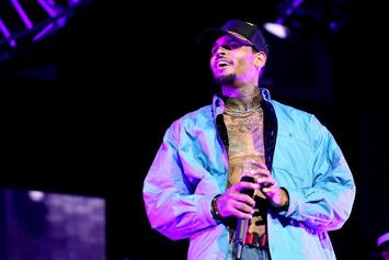 "Chris Brown Believes ""HBOAFM"" Deserves A Grammy Award"
