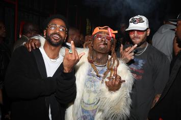 """Big Sean """"Can't Wait To Drop More Classics"""" With Lil Wayne & Chris Brown"""