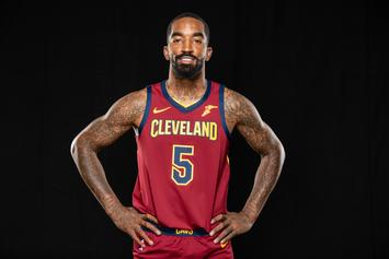 JR Smith Lashes Out At NBA For Threatening To Fine Him For New Supreme Tattoo