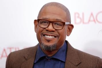 """Forest Whitaker Cast As Crime Boss Bumpy Johnson In """"Godfather Of Harlem"""""""
