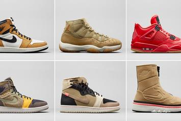 Jordan Brand Introduces 2018 Women's Holiday Collection